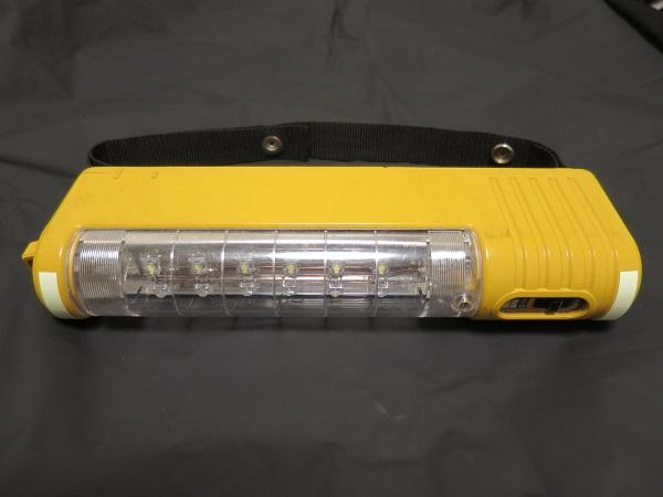 ナショナルコードレス蛍光灯BF-641のLED化