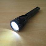 ミニマグライト2AAのLED化 ブラック