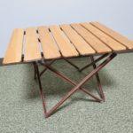DIY 折りたたみテーブルミニ