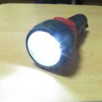 赤いライトをLEDに改造