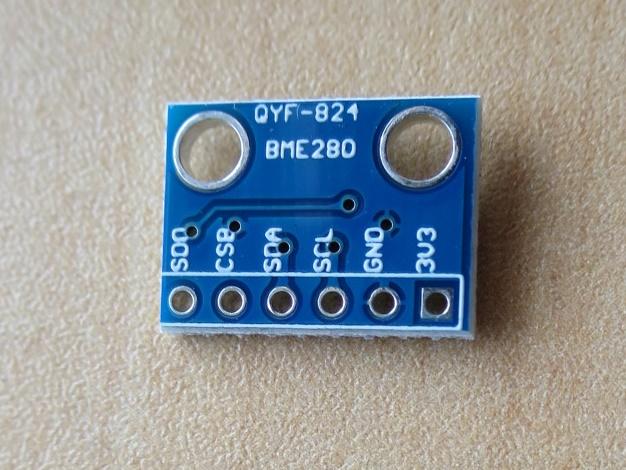 BME280が壊れたので交換